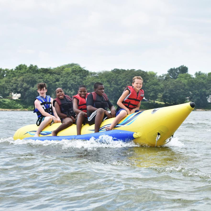 Summer Camp Programs - Water Sports