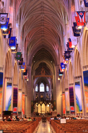 Washington Summer Camp Adventure - National Cathedral