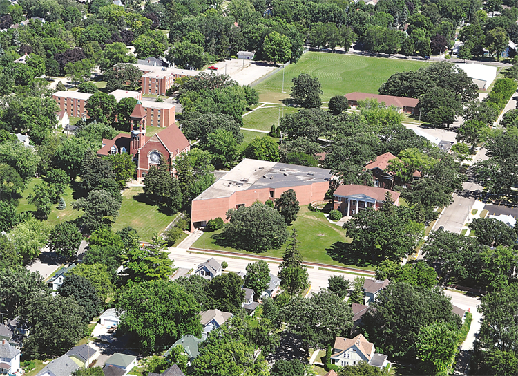 Vonda White Buys College Campus and Makes Repairs