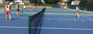 Camp Pillsbury Tennis Courts