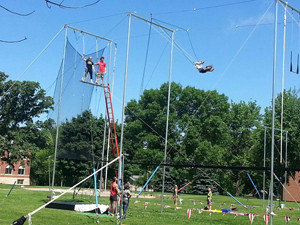 Our Facilities - Trapeze