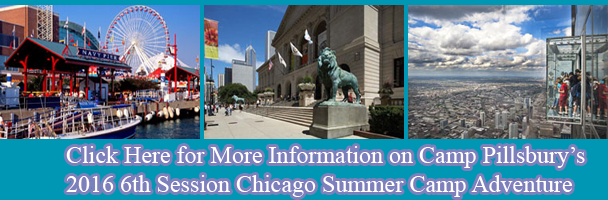 Chicago Summer Camp Adventure