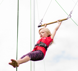 Circus Summer Camp - Trapeze