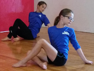 Dance Summer Camp - Stretch-Yoga