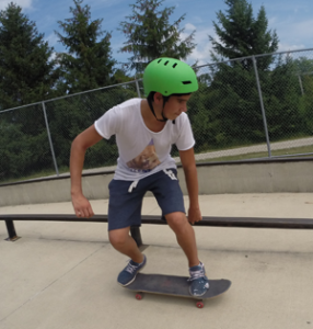 Extreme Sports Summer Camp - Skateboarding 4