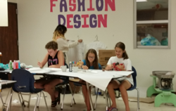Fashion Design Summer Camp - Concepts