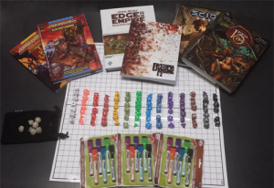 Role Playing Games Summer Camp Program Guide Books