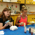 Summer Camp Programs - Visual and Fine Arts