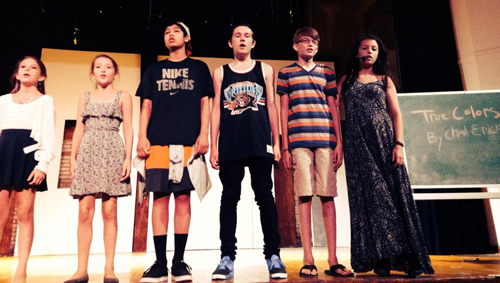 Theater Summer Camp - True Colors