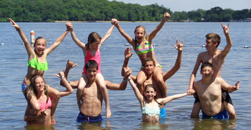 Water Sports Summer Camp - Group Picture