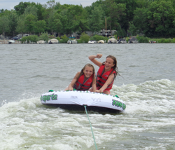 Water Sports Summer Camp - Tube
